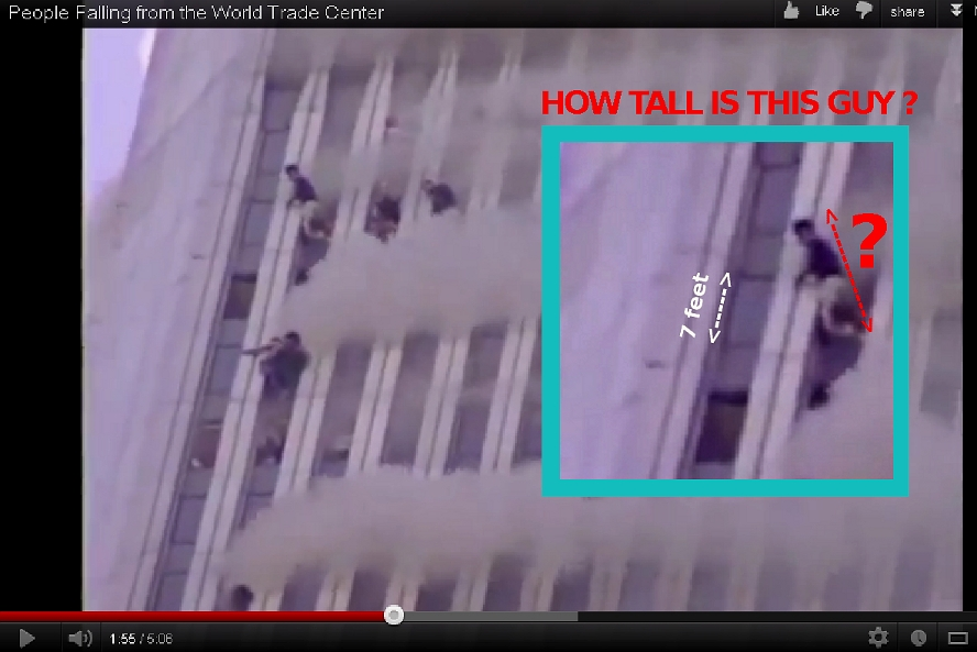 World Trade Center Jumpers Bodies Wtc 1 and 2 tower real world