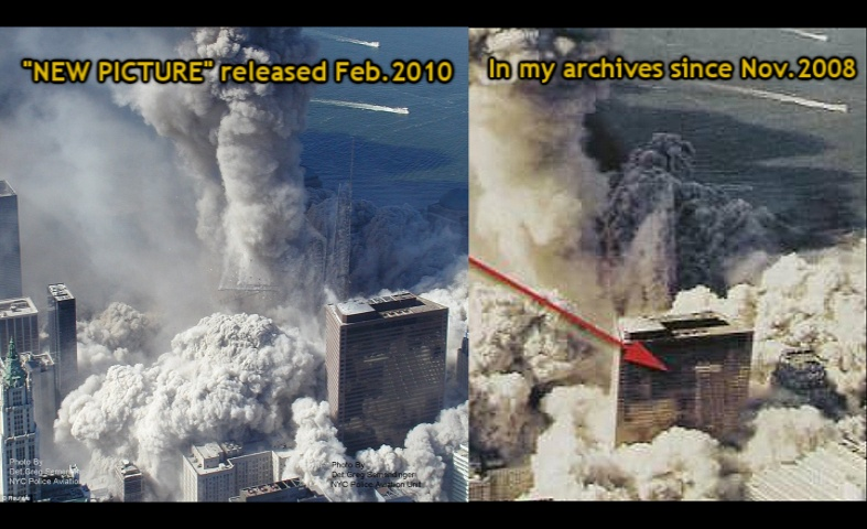 Neverbeforeseen pictures inside the White House on 911